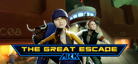 AR-K: The Great Escape Banner