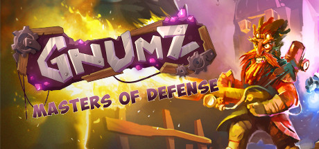 Gnumz: Masters of Defense Banner