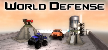 World Defense :  Fragmented Reality Banner