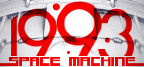 1993 Space Machine Banner