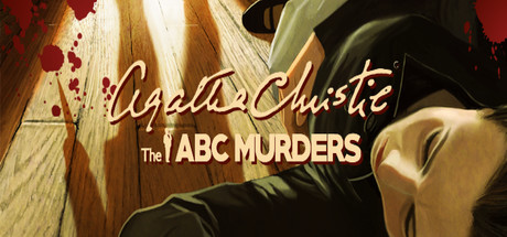 Agatha Christie - The ABC Murders Banner