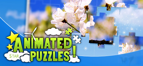 Animated Puzzles Banner