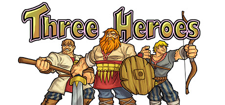 Three Heroes Banner' title='Three Heroes Banner