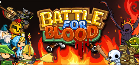 Battle for Blood - Epic battles within 30 seconds! Banner