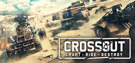 Crossout Banner