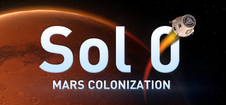 Sol 0: Mars Colonization Banner