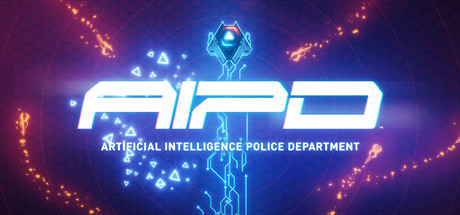 AIPD - Artificial Intelligence Police Department Banner