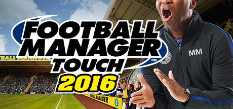Football Manager Touch 2016 Banner