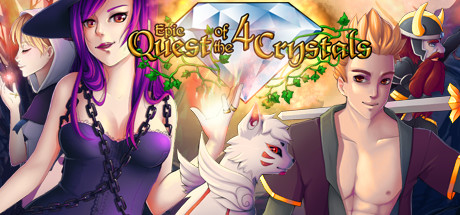 Epic Quest of the 4 Crystals Banner