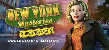 New York Mysteries: High Voltage Banner