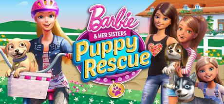 Barbie and Her Sisters Puppy Rescue Banner