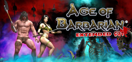 Age of Barbarian Extended Cut Banner