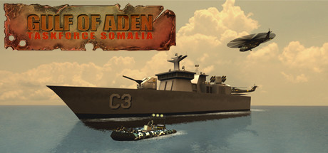 Gulf of Aden - Task Force Somalia Banner