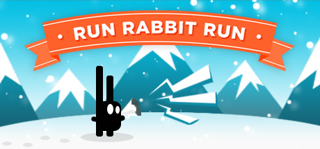 Run Rabbit Run Banner