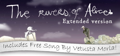 The Rivers of Alice - Extended Version Banner