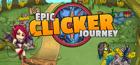Epic Clicker Journey Banner