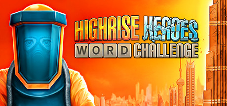 Highrise Heroes: Word Challenge Banner