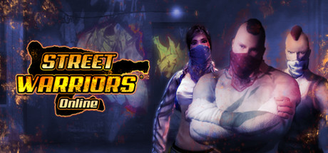 Street Warriors Online Banner