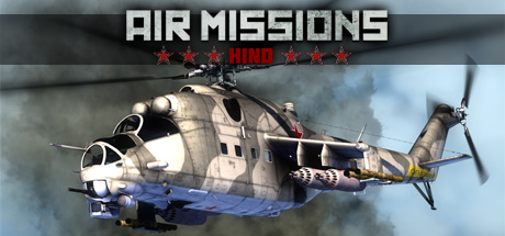 Air Missions: HIND Banner
