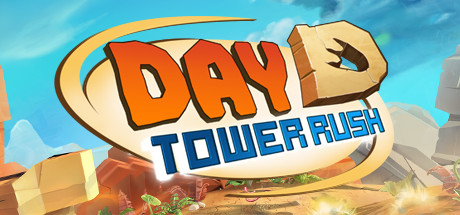 Day D: Tower Rush Banner