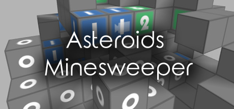 Asteroids Minesweeper Banner