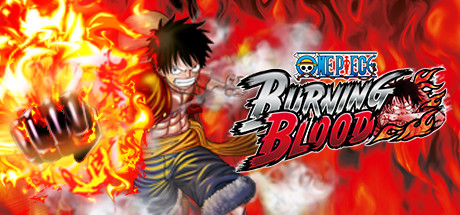 ONE PIECE BURNING BLOOD Banner