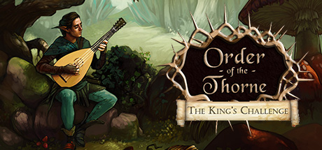 The Order of the Thorne - The King
