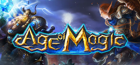 Age of Magic CCG Banner