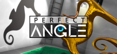 PERFECT ANGLE: The puzzle game based on optical illusions Banner