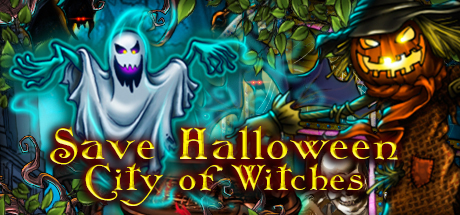 Save Halloween: City of Witches Banner