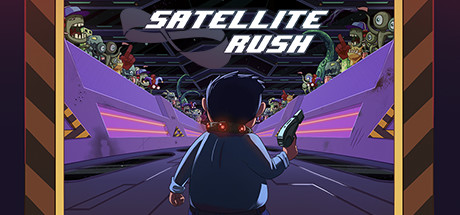 Satellite Rush Banner