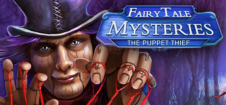 Fairy Tale Mysteries: The Puppet Thief Banner