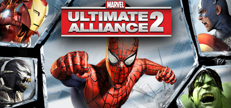 Marvel: Ultimate Alliance 2 Banner