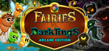 Fairies vs. Darklings: Arcane Edition Banner
