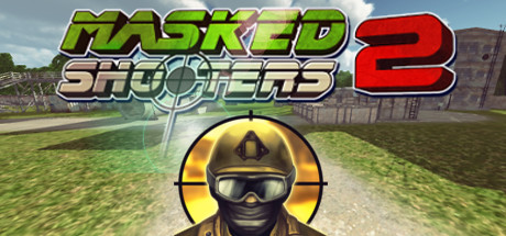Masked Shooters 2 Banner