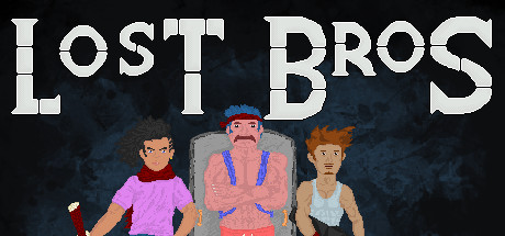 Lost Bros Banner