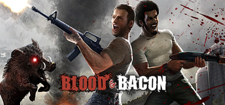 Blood and Bacon Banner