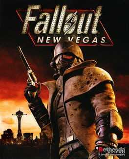 Fallout: New Vegas Box Art
