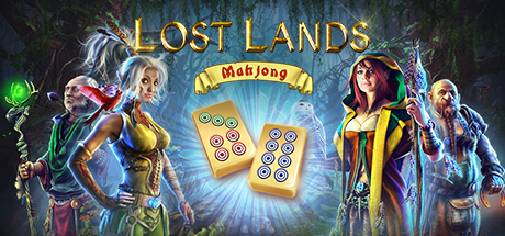 Lost Lands: Mahjong Banner
