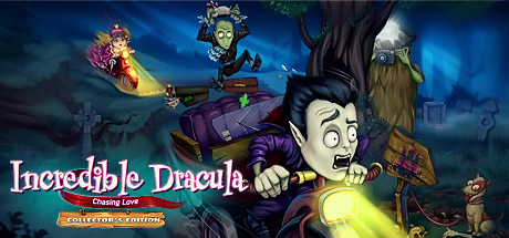 Incredible Dracula: Chasing Love Collector