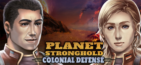 Planet Stronghold: Colonial Defense Banner