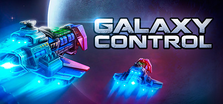 Galaxy Control: 3D Strategy Banner