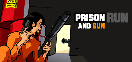 Prison Run and Gun Banner