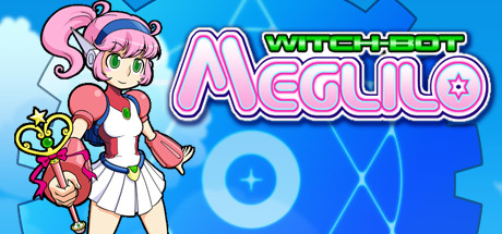 WITCH-BOT MEGLILO Banner