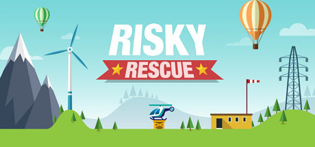 Risky Rescue Banner
