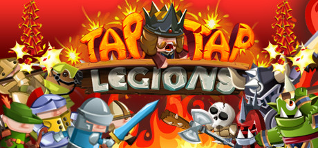 Tap Tap Legions - Epic battles within 5 seconds! Banner