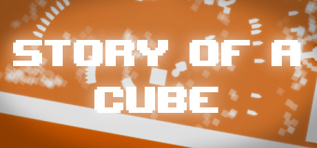 Story of a Cube Banner