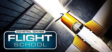 Dovetail Games Flight School Banner
