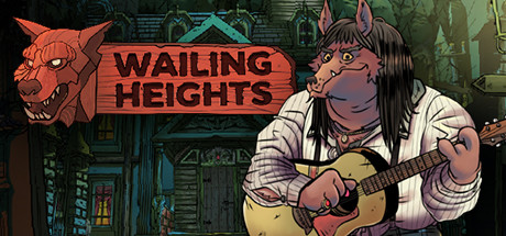 Wailing Heights Banner