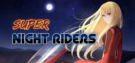 Super Night Riders Banner